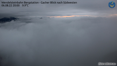 Wendelstein Webcam West